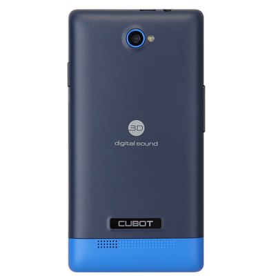 Cubot C9+ 4 inch WVGA IPS MTK6572 Dual Core Android 4.2 Dual  -  SIM Smartphone