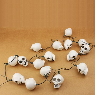 Super Cool Halloween 16Pcs Human Skeleton Shape Ghost Mini Head Lamp Decorate Light SetHalloween Supplies<br>Super Cool Halloween 16Pcs Human Skeleton Shape Ghost Mini Head Lamp Decorate Light Set<br><br>Type: Electronic gadget<br>Feature: Skeleton Shape Ghost Mini Head Lamp<br>Material: Plastic<br>Product Weight   : 0.100 kg<br>Package Weight   : 0.156 kg<br>Package Size (L x W x H)  : 15 x 13 x 9 cm<br>Package Contents: 16 x Small Skeleton Shape Light