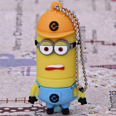 8GB High Quality Lovely Cartoon Character Bad Style USB Flash Memory
