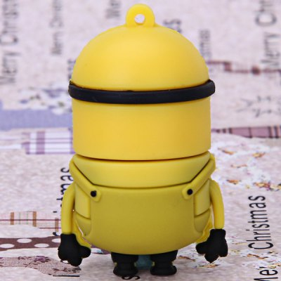 4GB High Quality Lovely Cartoon Character Bee-do Jerry Style USB Flash Memory