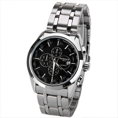 No.9914 Badace Brand Male Watch with Calendar