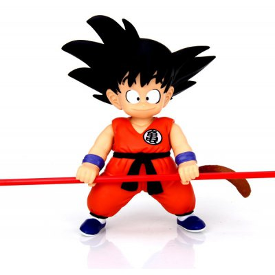 Cool Anime Character Dragon Ball Songokou PVC Figure Model Toy for Cartoon Fans