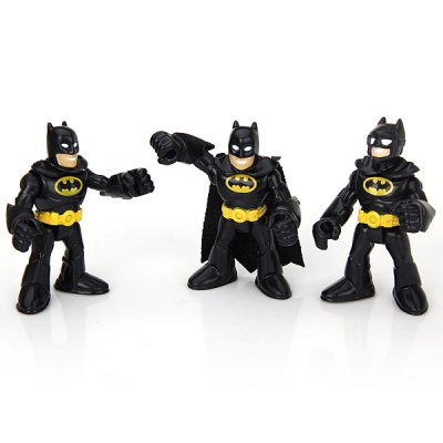 Гаджет   Set of 14pcs PVC Hot Sale Heros of American Characteristic Figure Models with Movable Joints Dolls & Action Figures