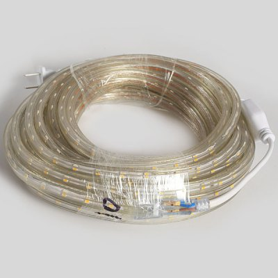 10M 600 - SMD 3528 LED Warm White Strip Light with US PlugLED Strips<br>10M 600 - SMD 3528 LED Warm White Strip Light with US Plug<br><br>Type: LED String<br>Light Color: White<br>Voltage (V): AC220<br>Features: Rechargeable, Waterproof<br>Length (m): 10 M<br>Number of LEDs: 600 x 3528 SMD LED<br>Product weight: 0.72 kg<br>Package weight: 0.74 kg<br>Package size (L x W x H): 34 x 22 x 6 cm<br>Package Contents: 1 x 10M Strip Light