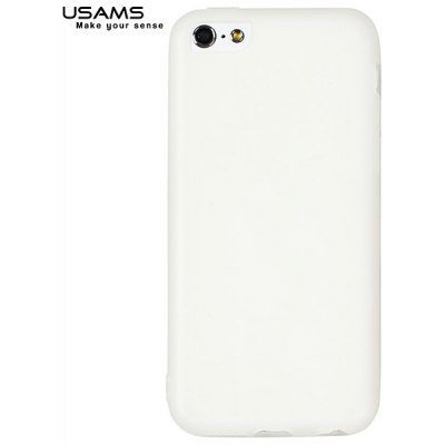 USAMS Stylish Jelly Series Durable TPU Protective Shell Case for iPhone 5C