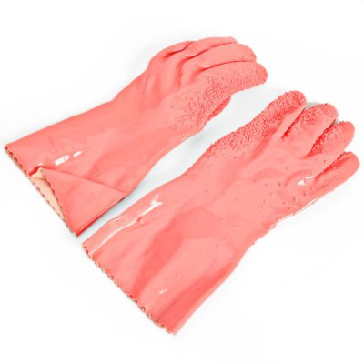 Silicon Waterproof Rough Gloves Tater Mitts for Kitchen