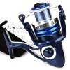 Hot Sale Corrosion-resistant LB4000 4+1BB Fishing Reel Spinning Reels Practical Fishing Tackle deal