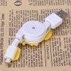 USB Elastic Cable with Bee-do Style for sale