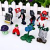Buy Set Hot PVC Plants vs Zombies Game Characteristic 4 8 cm Height Collection Figure Models-6.78 Online Shopping GearBest.com