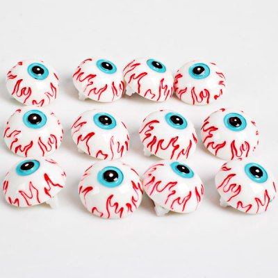 Halloween Decoration Brooch Toys Eyeball Brooch 12PcsHalloween Supplies<br>Halloween Decoration Brooch Toys Eyeball Brooch 12Pcs<br><br>Type: Cosplay Toy<br>Feature: Eyeball Brooch<br>Material: Plastic<br>Product Weight   : 0.007 kg (1 Pcs)<br>Package Weight   : 0.098 kg<br>Product Size (L x W x H)   : 2.5 x 2.5 x 1 cm (1Pcs)<br>Package Size (L x W x H)  : 19 x 12.5 x 3 cm<br>Package Contents: 12 x Eyeball Brooch