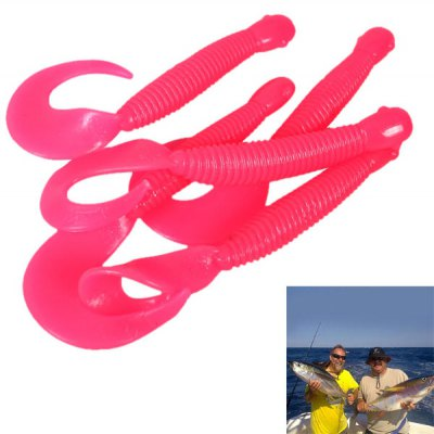 Soft Worm Fishing Lure False Bait
