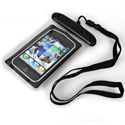 Brand New Outdoor Waterproof Bag for Mobile Phone MP3 MP4 Players etc.