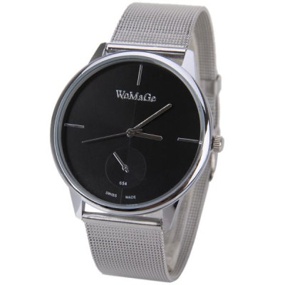 WoMaGe 654 Men Watch