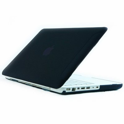 Frosted Matte Plastic Case for Macbook White 13.3 inch 207 / 516