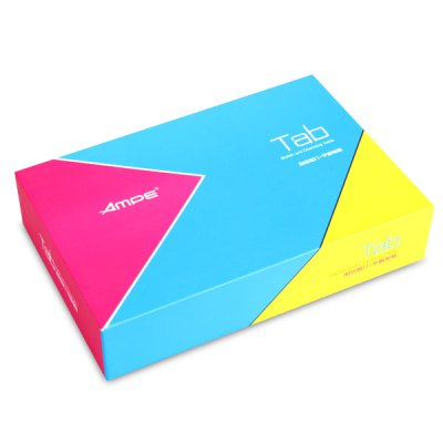 AMPE A76 Android 4.2 7 inch Tablet PC Dual Core 1.2GHz Dual Cameras 8GB ROM WiFi
