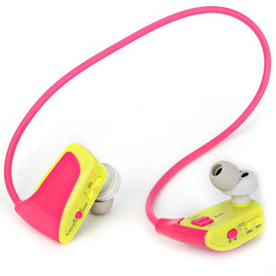 New Sports Fashion 4GB Sweatproof WMA MP3 Player Headphones/Earphones - BlueMP3 &amp; MP4 Players<br>New Sports Fashion 4GB Sweatproof WMA MP3 Player Headphones/Earphones - Blue<br><br>Storage memory capacity : 4GB<br>Audio support : MP3, WMA<br>Package weight   : 0.080 kg<br>Package size (L x W x H)  : 14.8 x 12.3 x 5.2 cm<br>Package contents: 1 x Sport MP3 Headset, 1 x USB Cable