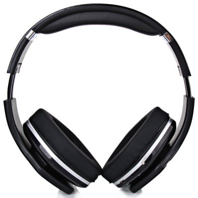 SKY-001 Superb Sound Folding Wireless Micro SD MP3 Player FM Stereo Radio Headset Headphones - BlackMP3 &amp; MP4 Players<br>SKY-001 Superb Sound Folding Wireless Micro SD MP3 Player FM Stereo Radio Headset Headphones - Black<br><br>Model  : SKY-001<br>Wearing type : Headband<br>Connectivity : Wireles<br>Connecting interface : 3.5mm<br>Application : Portable Media Player, Mobile Phone, Computer<br>Plug interface: TF card slot, USB<br>Driver unit: 40 mm<br>Frequency response : 20~20KHz<br>Impedance : 32ohms<br>Sensitivity : 108 dB ± 3dB<br>Working time: 10 hours<br>FM radio: Yes<br>FM frequency range: 87~108MHz<br>Bluetooth: Yes<br>WiFi: Yes<br>Package weight  : 0.30 kg<br>Package size (L x W x H) : 13.5 x 7.8 x 18.7 cm<br>Package contents: 1 x Headphones, 1 x USB Charging Cable