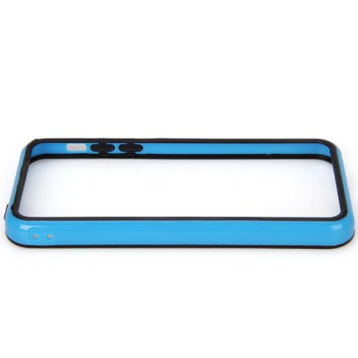 ФОТО Stylish Style TPU and Plastic Material Bumper Frame Protective Case Cover for iPhone 5C