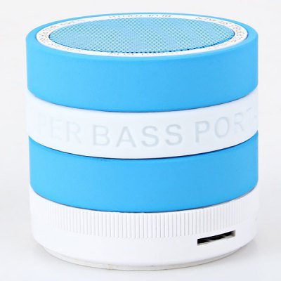M8 Colour Super Bass Portable Bluetooth Speaker