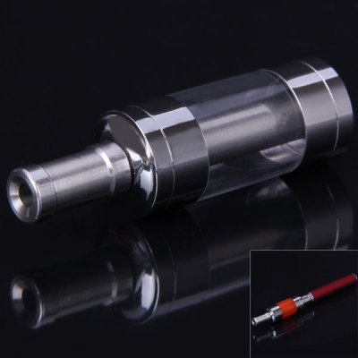 Гаджет   V7 E - Cigarette Replacement Stainless Steel Round Holder Semitransparent 3.0ML Colored Tank Atomizer Clearomizer Other Atomizers