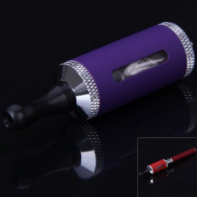 Гаджет   V5 E - Cigarette Replacement Full Metal Body Black Holder 3.5ML Tank Atomizer Clearomizer Other Atomizers