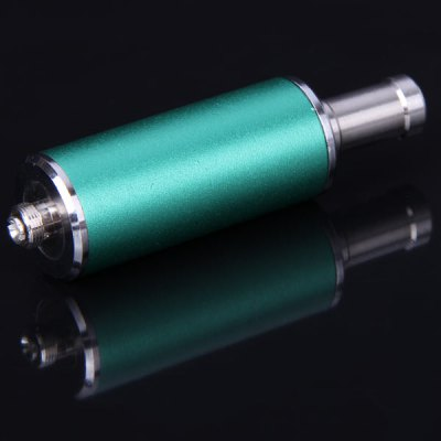 ФОТО V6 E - Cigarette Replacement Stainless Steel Holder Full Aluminum Cover Protected 3.5ML Tank Atomizer Clearomizer