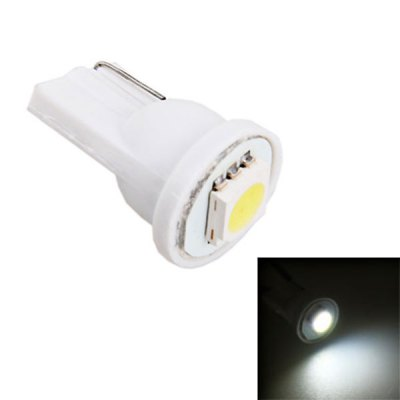 T10 - 5050 High Brightness LED White Light Lamp for Car Auto  -  6pcs/Pack