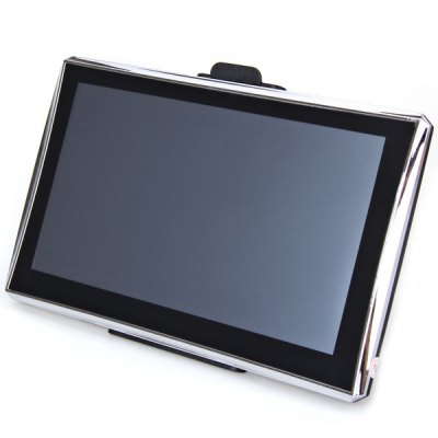 798F 7 - Inch LCD Touch Screen Multifunction 4GB Car GPS Navigation Device