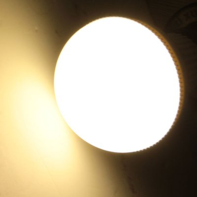 E27 28 - SMD 2835 LED 7W 85 - 265V Warm White Ball Blub