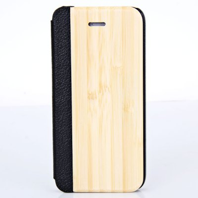 Simple Bamboo Style Natural Wood Plastic and PU Leather Shell Case for iPhone 5iPhone Cases/Covers<br>Simple Bamboo Style Natural Wood Plastic and PU Leather Shell Case for iPhone 5<br><br>Compatible for Apple: iPhone 5/5S<br>Features: Full Body Cases<br>Material: PU Leather, Plastic, Wood<br>Style: Special Design<br>Product weight : 52 g<br>Package weight : 100 g<br>Product size (L x W x H): 12.7 x 6.3 x 1.7 cm<br>Package size (L x W x H) : 18.7 x 10.2 x 2.3 cm<br>Package contents: 1 x Case