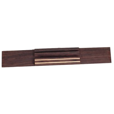 HJY-40 Best Replacement Rosewood Wood Bridge for Classical Guitar