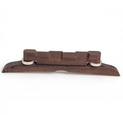 HJY-44 Practical Adjustable Height Best Rosewood Bridge for Mandolin Guitar