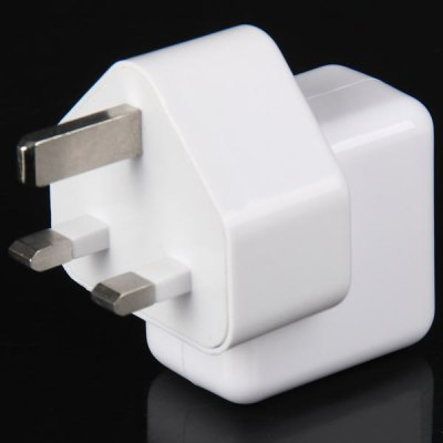 UK Style Charger Adapter with Universal USB 2.0 Interface for iPad , iPhone , etc - WhiteiPhone Cables &amp; Adapters<br>UK Style Charger Adapter with Universal USB 2.0 Interface for iPad , iPhone , etc - White<br><br>Compatibility: iPod, HTC, iPad Mini, Samsung, iPad 4, iPhone 5, The New iPad, iPhone 4S, Blackberry, iPad 2, iPhone 4, Nokia, iPad<br>Plug: UK plug<br>Color : White<br>Product weight : 0.057 kg<br>Package weight : 0.090 kg<br>Product size (L x W x H) : 8 x 6.5 x 4.9 cm<br>Package size (L x W x H) : 9 x 7 x 6 cm<br>Package Contents: 1 x UK Power Adapter