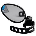 1PCS Adhesive Tape Style Bike Bicycle Cycling Wide Angle Handlebar Rear View Mirror