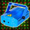 KX - D06 Red + Green Sound Control Party Stage Laser Light with Extendable Flexi Tripod