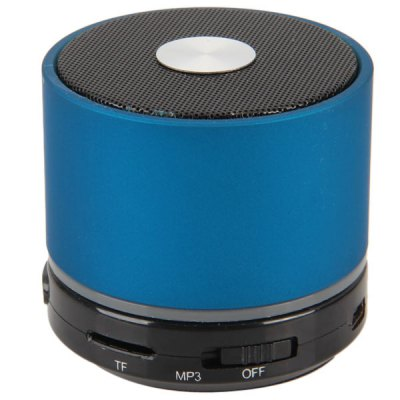 BK - S11 Mini Super Bass Wireless Portable Bluetooth Speaker Support TF Card/MP3 with Hands-free Calls Function