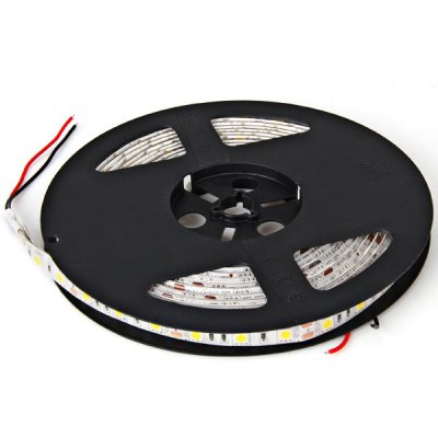 5M 300 - SMD 5050 LED 2000lm Waterproof Warm White Strip Light