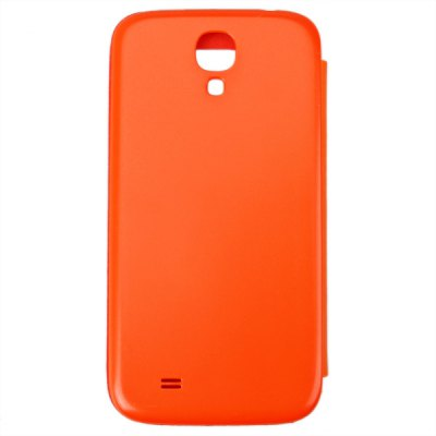 2 in 1 PU and PC Case with View Window and Dormancy Function for Samsung Galaxy S4 i9500 / i9505