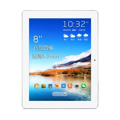 Teclast A80se Android 4.2 Tablet PC with 8 inch XGA A31S Quad Core 1.0GHz 8GB