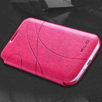 Kalaideng PU Leather and PC Protective Case with Curve Design for Samsung Galaxy S4 i9500 / i9505