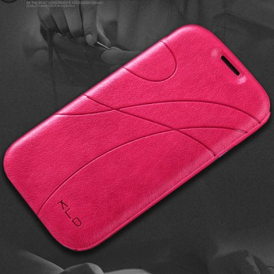 Фотография Kalaideng PU Leather and PC Protective Case with Curve Design for Samsung Galaxy S4 i9500 / i9505