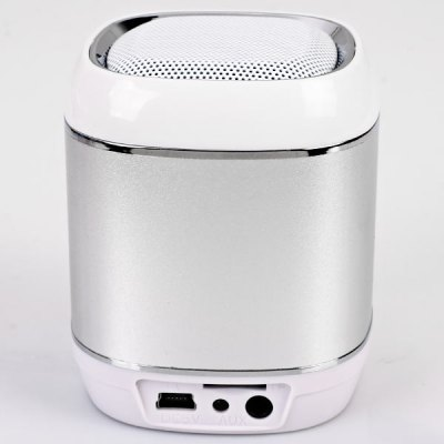 BL - 16 Mini Super Bass Wireless Bluetooth Portable Speaker Support TF Card/MP3 with Hands - free Calls Function