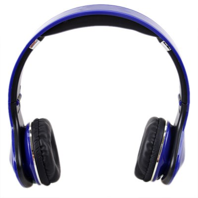 GNP - 8890 Classic Fashion Appearance Design Stereo Folding Headphone Headset with In - Line Mic