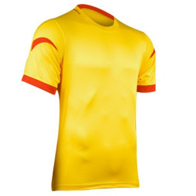 super-bargain-xl-size-short-sleeve-football-uniform-football-training-suit-team-jersey
