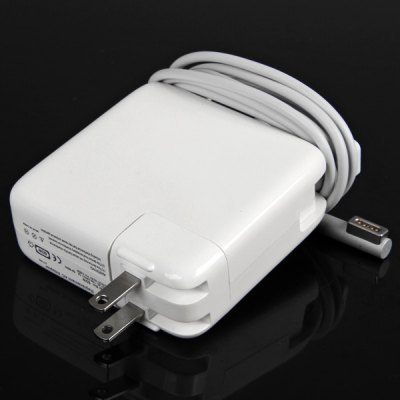 Portable A1184 60W 5Pins US Plug Elbow Replacement AC Adapter for MacBook