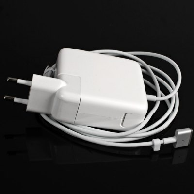 Portable and Practical A1436 45W 5Pin Euro Plug Magsafe 2 Power Adapter for MacBook