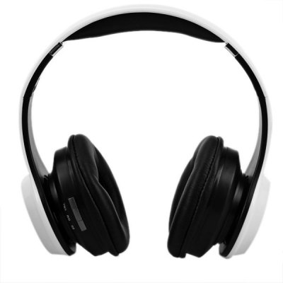 K712 Equalizer Block and External Memory Supported Hi - Fi Stereo MP3 Player Folding Headphone Headset