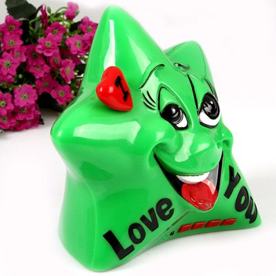 F20A Five - Pointed Star Cartoon Portable Digital Speaker Support USB