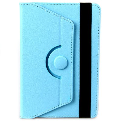 Гаджет   High Quality PU Leather Material Stand Case with Rotating Function for 7 inch Tablet PC Tablet PCs