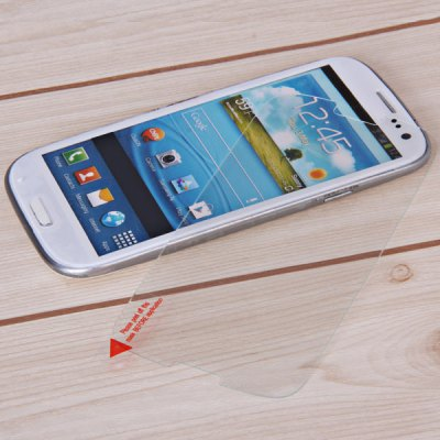 Гаджет   2.5D Impact Prof Screen Protector for Samsung GALAXY SIII i9300 Samsung Cases/Covers